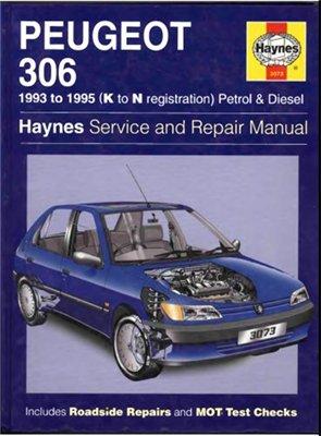 PEUGEOT 306 1993-1995 гг. Описание ремонта.