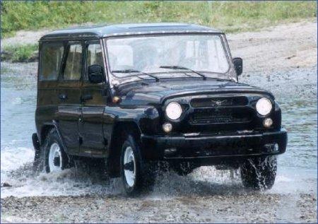 История автомобиля УАЗ-469