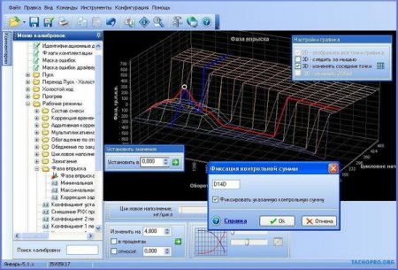 Чип-тюнинг и диагностика автомобиля: Chip Tuning PRO 6.5