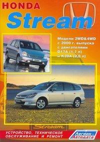 Honda Stream 2000-2006