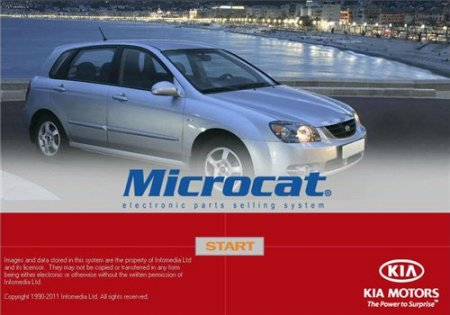 Microcat KIA 04.2011
