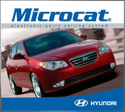Каталог запасных частей Hyundai Microcat версия 06.2011