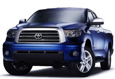 Поговорим о Toyota Tundra
