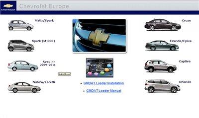 chevrolet europe service epica