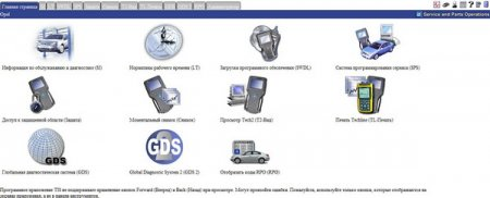 Opel GlobalTIS версия 28 (2011) База данных по ремонту автомобилей Opel