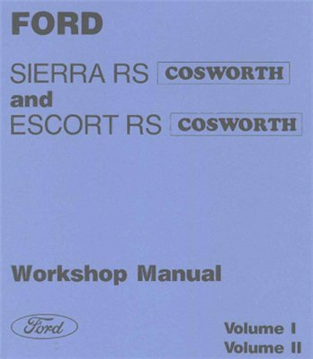 Ford Sierra RS & Escort RS.  ������������ ����������� �� �������.