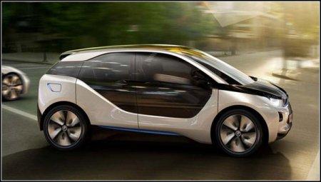 BMW i3 – все таки, электрокар или гибрид?