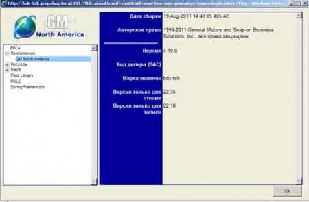GM Global EPC 2011 485.42 [ENG + RUS]
