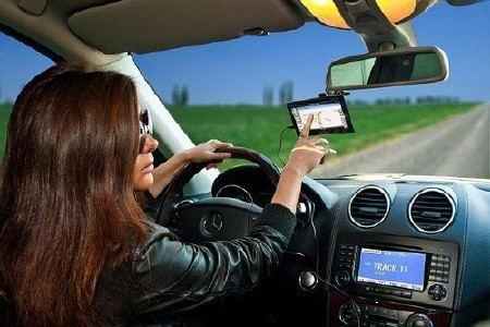 Видео. Установка GPS навигатора в автомобиле