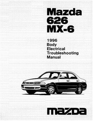 Mazda 626, MX-6 ����������� � ������ �������������������.