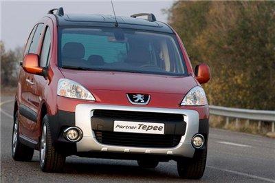 Peugeot Partner Tepee � 2008 �. ������ 1,6 HDi 90 ��. ���������� �� �������.