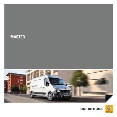 Руководство по устройству, эксплуатации и техническому обслуживанию автомобиля Renault Master