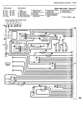 руководство по эксплуатации opel astra g 2001