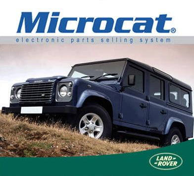 Каталог деталей и запчастей Land Rover Microcat 02.2012