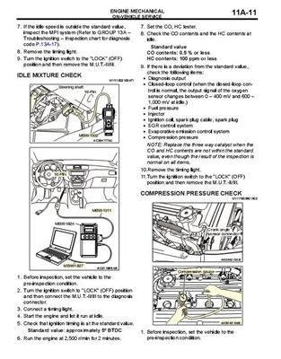 Mitsubishi Lancer Evo IX. Руководство по ремонту 2005. лансер эво 9 Ремонт