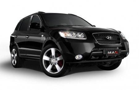 Hyundai Santa Fe 2012 года: новинка, которую ждали с нетерпением