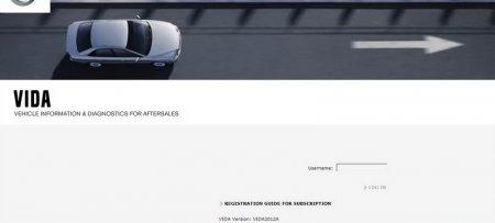 Программа Volvo VIDA версия 2012A