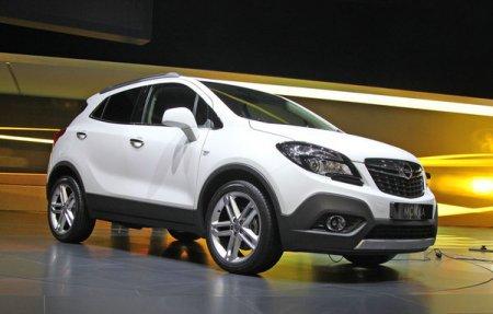 Opel назвал цену внедорожника Mokka