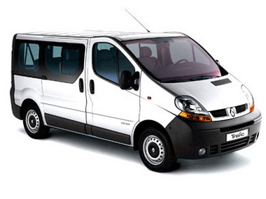 ������������� ����� Renault Trafic