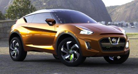Компания Nissan в Сан-Паулу представила новый концепт Extrem