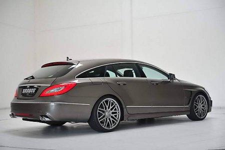 Тюнинг Mercedes-Benz CLS Shooting Brake