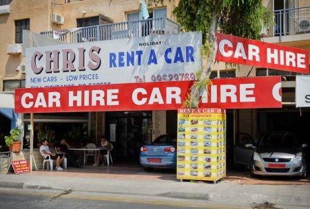 Как взять автомобиль в прокат на Кипре