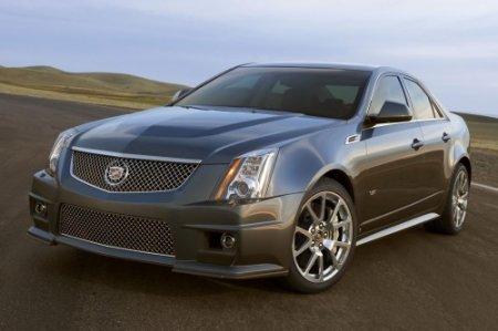 Тенденции Cadillac 2013