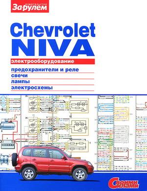 Электрооборудование автомобиля Chevrolet Niva