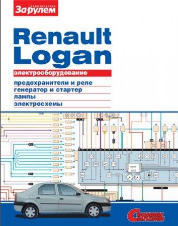 Электрооборудование автомобиля Renault Logan