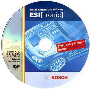 Скачать программу диагностики + каталог запчастей Bosch ESI Tronic 02.2010