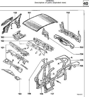 Renault Megan Scenic 1995. Service manual.