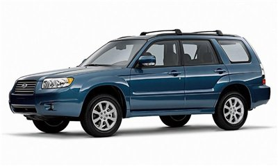 Subaru Forester 2007 Service Manual.