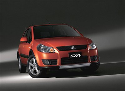 Suzuki SX4. service manual.