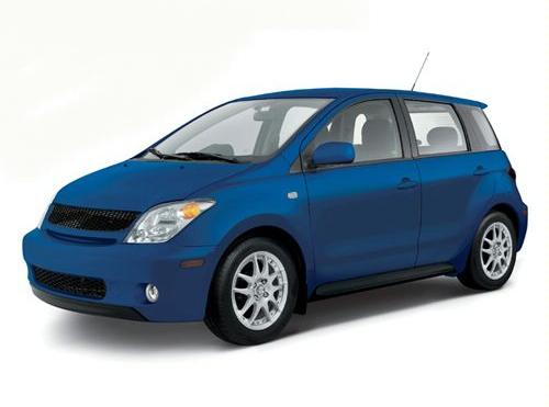 Toyota    Scion       xA