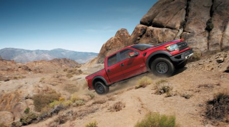фото Ford F-150 SVT Raptor Special Edition 2014