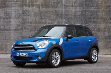 Новые варианты трансмиссий будут доступны для MINI Countryman и Vauxhall Mokka
