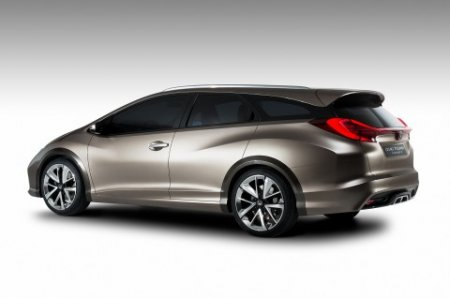Honda планирует выпуск Civic Type S Tourer