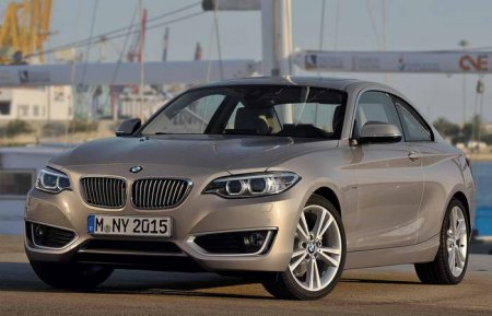 Обзор BMW 2 Coupe 2014 года