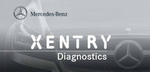 Программа диагностики Mercedes DAS Xentry версия 12/2014