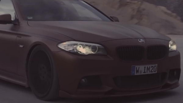 Тюнинг BMW 5-Series F10 Hamann Motorsport